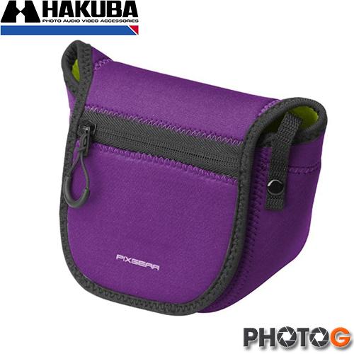 HAKUBA HA28979CN PIXGEAR SLIM FIT CAMERA CASE  M  PUPULE 紫色 攝影包 單肩 斜背