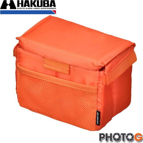 HAKUBA FOLDING INNER SOFT BOX  A ORANGE 橘色 HA33653CN
