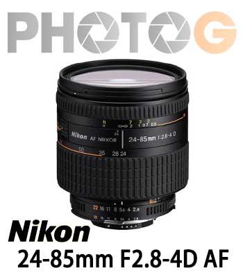 Nikon AF 24-85mm F2.8-4.0D IF 變焦鏡頭 (24-85;國祥公司貨)