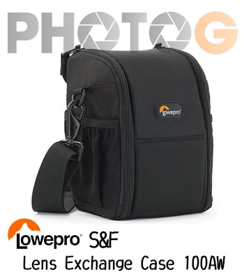 Lowepro S&F Lens Exchange Case 100AW 鏡頭交換袋 鏡頭包 鏡頭袋