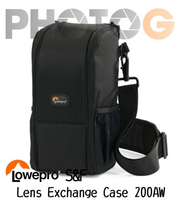 Lowepro S&F Lens Exchange Case 200AW 鏡頭交換袋 鏡頭包 鏡頭袋