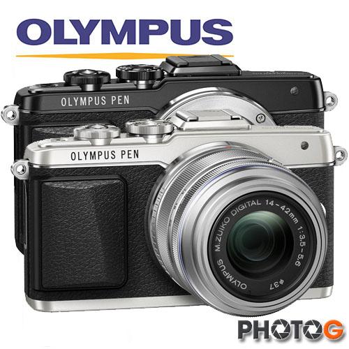 【送原廠包+32G+清保組】Olympus  E-PL7 + 14-42mm IIR 鏡頭   WIFI PEN Lite 元佑公司貨 EPL7