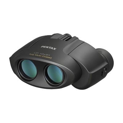 PENTAX UP 10x21 雙筒望遠鏡 黑色  (富堃公司貨) 另有 粉紅色 藍色