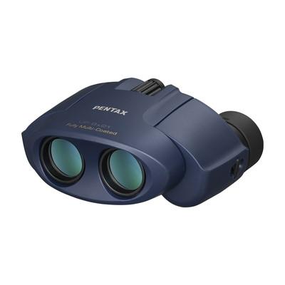 PENTAX UP 8x21 雙筒望遠鏡 藍色  (富堃公司貨) 另有 黑色 粉紅色