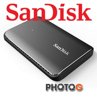 SANDISK EXTREME 900  960G 可攜式 SSD 外接式硬碟 USB 3.1 (  公司貨三年保固)