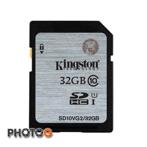 金士頓 KingSton 32GB SDHC Class 10 記憶卡 SD10VG2 (終身保固)