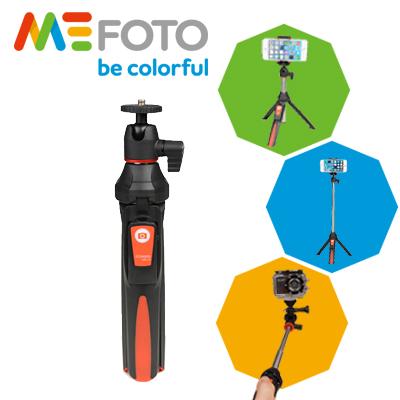MEFOTO 美孚 MK10 藍芽 遙控 自拍 美你 桌上型腳架 自拍架 (勝興公司貨)