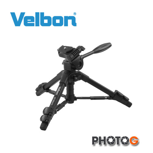 Velbon EX-Macro exmacro   迷你腳架 (  含 QB-32 雲台 , 欽輝行公司貨)