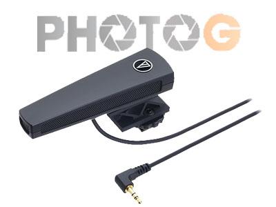 鐵三角 Audio-Technica AT9947CM (AT9947) 單眼專用 立體聲收音麥克風