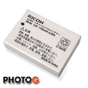 RICOH DB-90原廠鋰充電池(DB90,恆隆行公司貨)
