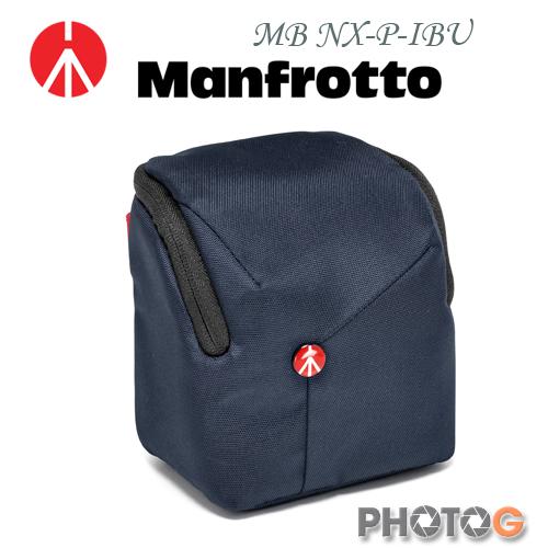 Manfrotto MB NX-P-IBU Pouch 開拓者小型相機包 深藍色 (正成公司貨)