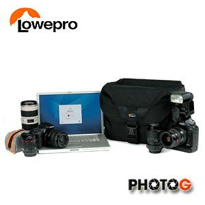 Lowepro Stealth Reporter D550 AW 數位報導家 攝影背包(D550AW) (立福公司貨)