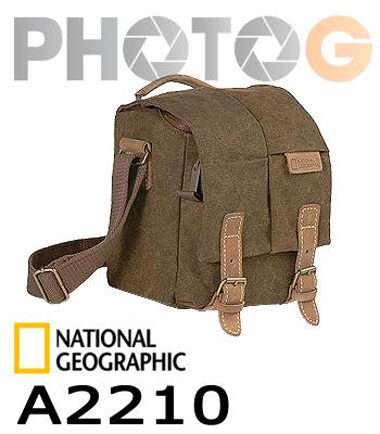 National Geographic 國家地理頻道 非洲系列 AFRICA NG A2210 中型數位相機包