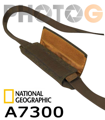 National Geographic 國家地理頻道 非洲系列 AFRICA NG A7300 肩墊背帶