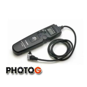 Canon TC-80N3 電子定時快門線(彩虹公司貨;含稅開發票)