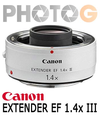 Canon EF 1.4X III 加倍鏡 增距鏡  (彩虹公司貨)