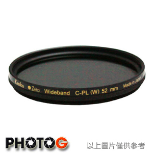 KENKO Zeta 終極版濾鏡 CPL 72mm 超薄框多層鍍膜 環型偏光鏡