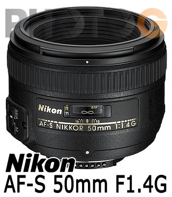 Nikon AF-S 50mm F1.4G 標準鏡頭(國祥公司貨)