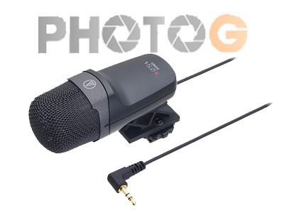 鐵三角 Audio-Technica AT9945CM (AT9945) 單眼專用 立體聲收音麥克風