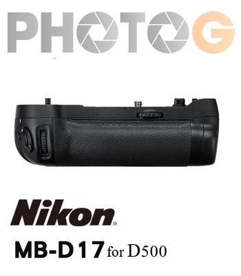 Nikon MB-D17垂直握把 MBD17 ( D500 專用, 電池手把  ENEL15  NIKON 原廠把手) 國祥公司貨