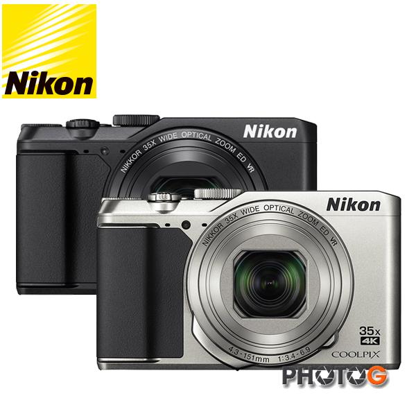 【送32G+座充+副電+清潔組】Nikon COOLPIX A900 a900  翻轉螢幕 35X 光學變焦 望遠 (國祥公司貨)