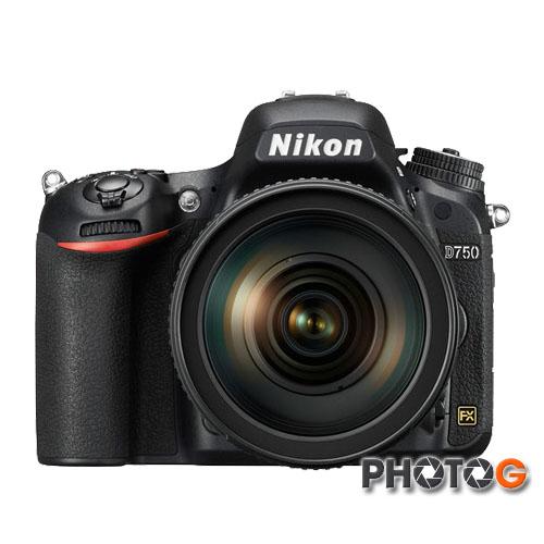 【送清潔組+保護貼】NIKON D750 + 24-120 ED F/4 G VR 鏡頭 單眼相機  國祥公司貨