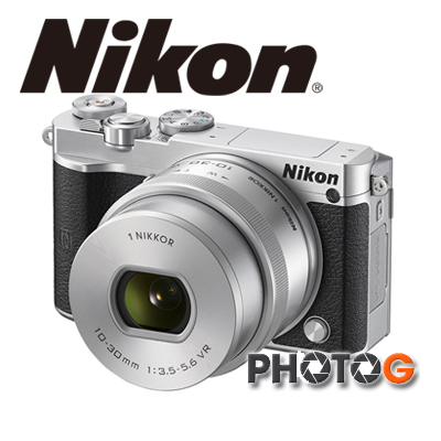 Nikon 1 J5 j5  微單眼相機 含新版 10-30mm 變焦鏡 (含 TF 32G+復古皮套+清潔組+保護貼+座充)  國祥公司貨