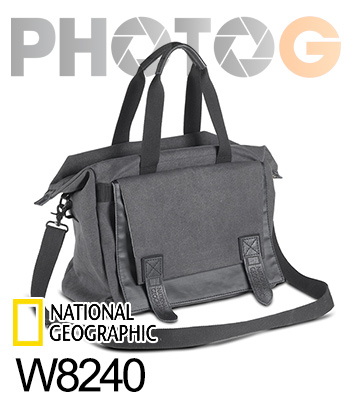 National Geographic 國家地理頻道 WALKABOUT NG W8240 大型時尚托特包