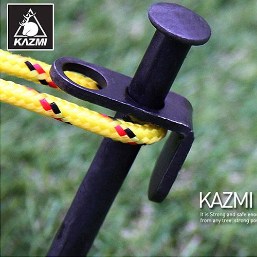 KAZMI/鍛造高硬度營釘 30cm 台北山水