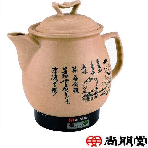 尚朋堂 陶瓷藥膳壺 3.8公升 SS-3800