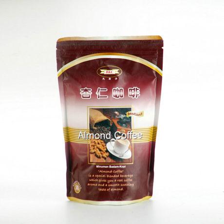 BKC 馬廣濟 杏仁咖啡 500g/包 熱帶咖啡 南洋風味 原價$300 特價$249