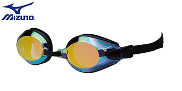 85YA-25500 小鏡框鏡面泳鏡、常泳者最佳選擇【美津濃MIZUNO】