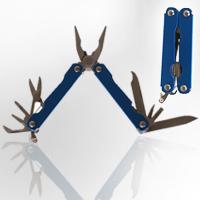 【aife life】9開11用瑞士刀工具組A014,登山野營戰術釣魚~就79元,禮贈品最佳選擇!
