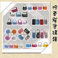 【aife life】彩色造型密碼鎖行李箱/化妝箱/公事包/私人物品...居家收藏或是外出旅遊超好用