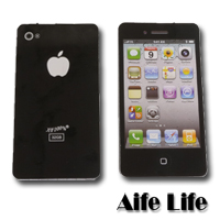 【aife life】iphone 造型創意便條紙/手機便條紙/蘋果便條紙/MEMO,可愛創意商品,擬真造型滿足3C渴望,內有空白及格紋兩種版面方便書寫