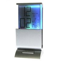 【aife life】◆免運◆絕美LED炫彩萬年曆電子鐘,還送USB電源線!!超有科技時尚簡約感的!!放在辦公桌或電腦桌上都很有型