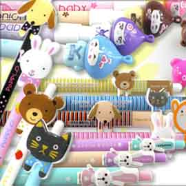 【aife life】種類眾多可愛造型原子筆,廣告宣傳贈品筆超好寫,開幕活動贈品禮品