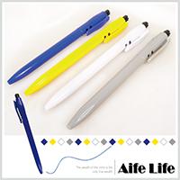 【aife life】P11廣告筆/一元原子筆贈品筆禮品筆印刷印字宣傳設計送禮客製化