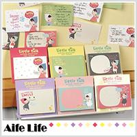 【aife life】韓版小紅帽便利貼/N次貼便條紙便簽本便條本隨身本筆記本memo紙