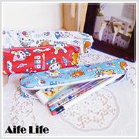 【aife life】日系超可愛動物圖案萬用筆袋、化妝包、眼鏡袋、萬用包、收納包等,兼具可愛與實用