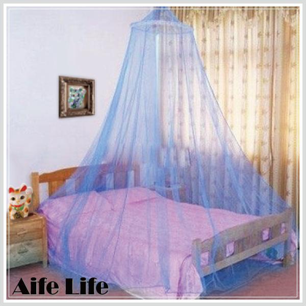 【aife life】圓頂無門吊式防蚊蚊帳/簡易蚊帳 睡簾 公主帳 歐風蚊帳 蕾絲蚊帳