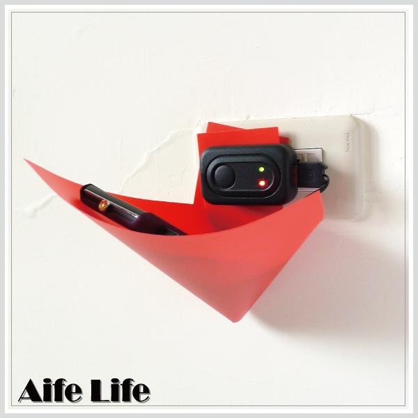 【aife life】手機充電架/手機充電安樂窩 手機充電置物座 手機充電器的家 摺疊手機充電座