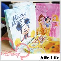 【aife life】迪士尼手提禮物袋-提繩/正版授權迪士尼PVC手提袋禮物袋收納袋提繩手提袋