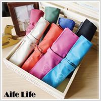【aife life】韓系小熊帆布捆式筆袋/筆捲/文具袋/化妝包/鉛筆盒/收納袋/刷具包