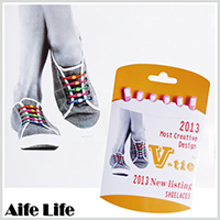 【aife life】懶人橡膠免綁鞋帶/簡易鞋帶/百變鞋帶/創意鞋帶/懶人鞋帶/彩色鞋帶/橡膠鞋帶