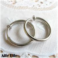 【aife life】DIY彈簧夾式耳環/耳飾 首飾 手工耳環 DIY飾品 飾品零件 耳夾式耳環 贈品禮品