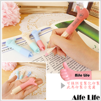 【aife life】迷你大拇指筆/好讚筆 加油讚筆 伸縮筆中性筆油性筆 臉書FB讚原子筆 廣告筆