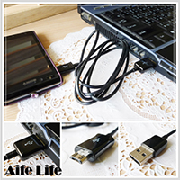 【aife life】micro usb 手機傳輸線/三星 samsung HTC SONY