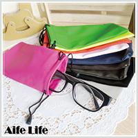 【aife life】色彩繽紛,糖果眼鏡袋/手機袋/飾品袋/束口袋/收納袋,讓你的小東西,不再找不到地方放