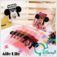 【aife life】MIT迪士尼卡通夾鏈袋-小(12入11*15.5cm)/糖果袋/收納袋/包裝袋/禮物袋/飾品包裝/台灣製造